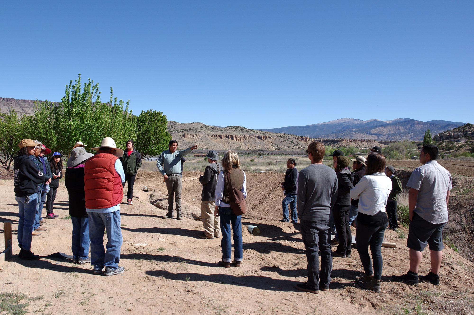 Seed Sovereignty Events in New Mexico